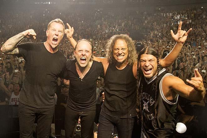 Metallica Tickets Australian Tour | The Ticket Merchant